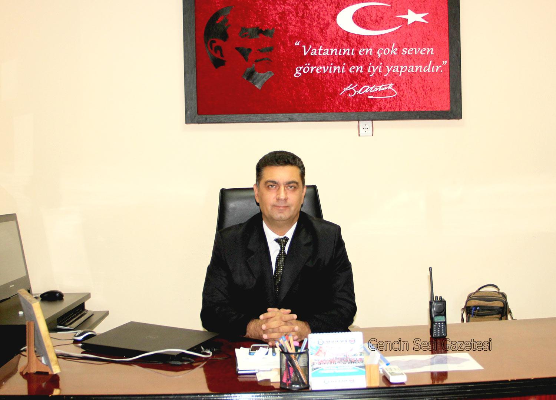 Emniyet Müdürü Ozan Gün Görevine Başladı