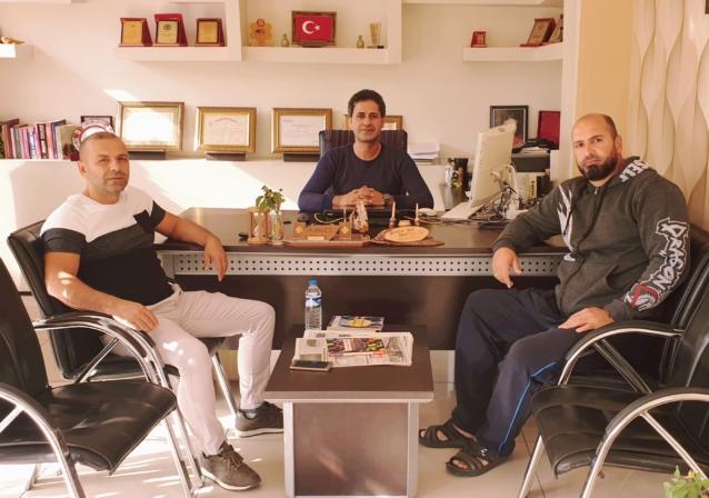 """""""HASAN YILDIZ'I DESTEKLİYORUZ"""""""